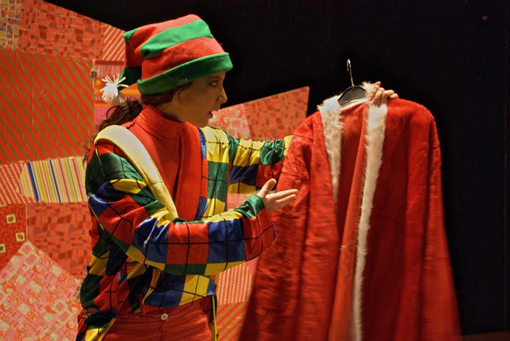 Babbo Natale arriva a teatro